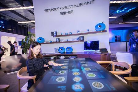 智能机器人炒菜机