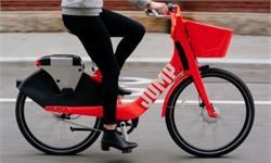Uber帝国版图再扩张!收购Jump杀入共享单车市场