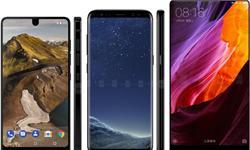大屏才是未来?2018年销售的三分之一智能手机屏幕宽高比为18:9