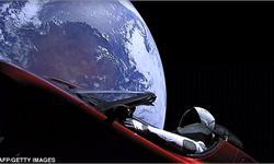 马斯克有压力了!波音放豪言:要上太空把特斯拉跑车拉回来