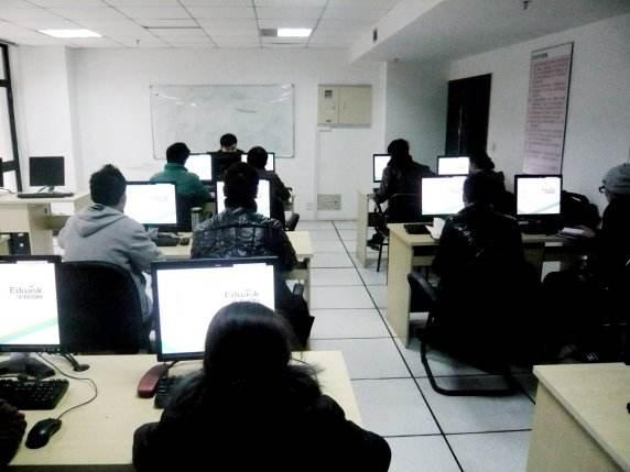 IT培训行业