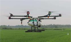 农机装备转型升级势在必行 农业无人机前景广阔