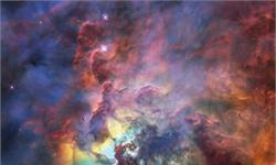 最美的礼物!ESA巨型星云照如魔幻大片 庆祝哈勃望远镜28岁生日