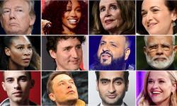 《时代》公布2018年全球百大最具影响力人物