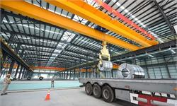 钢材表观消费量逐年上涨 推动钢铁物流加快发展