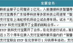 蚂蚁金服战略入股捷顺科技,2020年<em>智慧</em><em>停车</em>规模将超百亿