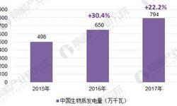 2018年中国生物质能源行业现状分析 分布式热电联产将成为主要支持发展方向
