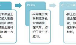 2018年车用粉末冶金行业现状和龙头企业发展分析  东睦股份和博云新材实现国产化