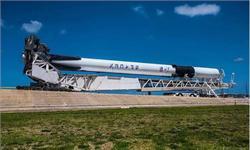 """成本节省30%!SpaceX将发射新版猎鹰9号火箭""""Block 5"""" 预计可重复利用100次"""