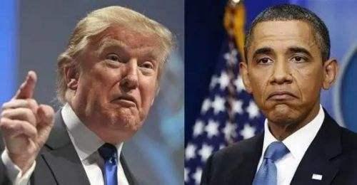 特朗普嘲讽奥巴马