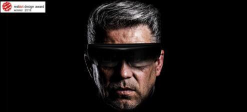 融一设计的0glass AR眼镜