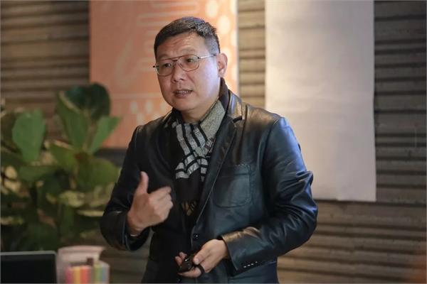 良品铺子高级副总裁赵刚在新零售新锐成长营武汉站分享