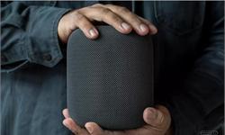 一季度<em>苹果</em>智能音响HomePod出货60万台 远低于亚马逊和谷歌