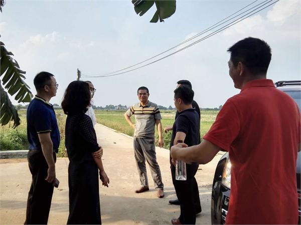 现代农业产业园项目