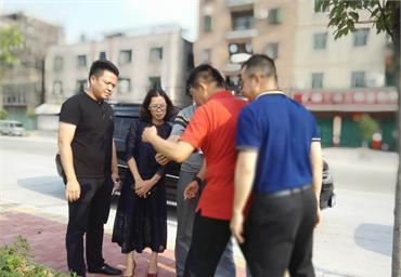 广州增城现代农业产业园项目考察调研