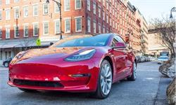 """美权威杂志:特斯拉Model 3存""""重大缺陷"""" 制动距离和内部控制不达标"""