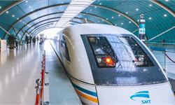 完全自主产权!中国新型磁浮列车主攻城际铁路 下个目标时速200公里