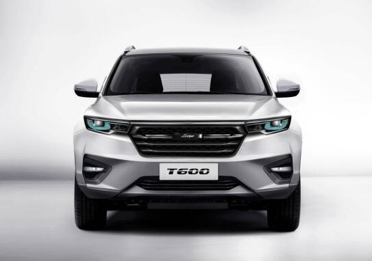 新第二代众泰T600