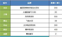 2018年中国燃料电池汽车发展现状分析 产业化进程加速【组图】