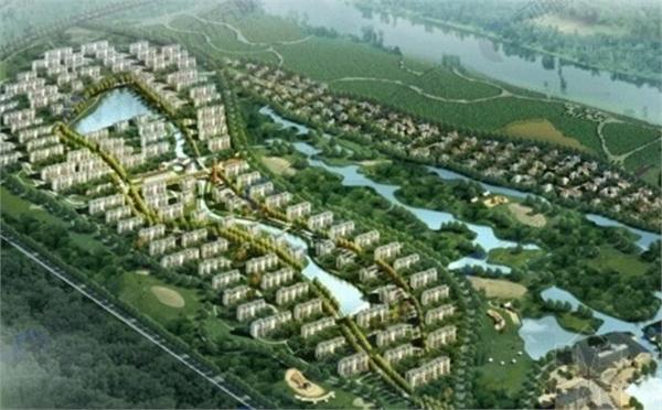 北京东方太阳城平面图