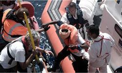 态度强硬!意大利再拒难民船 船上有123名孩子和7名孕妇