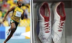 """可惜了!博尔特签名鞋被盗 珍贵""""战靴""""全球仅有5双至今仍下落不明"""