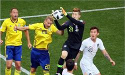 嚇哭對手!韓國門將疑化妝 網友:難怪瑞典進一球那么費勁