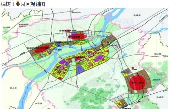福城医药园规划图