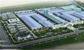 张家港康得新未来城规划案例