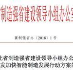 河北省智能制造扶持政策