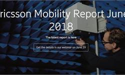 <em>爱立信</em>2018年移动报告:5G今年投入商用 2023年蜂窝物联网连接量达35亿