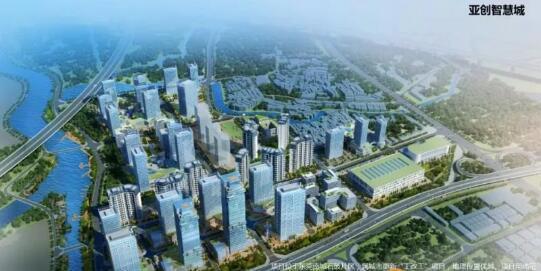 东莞亚创智慧新城