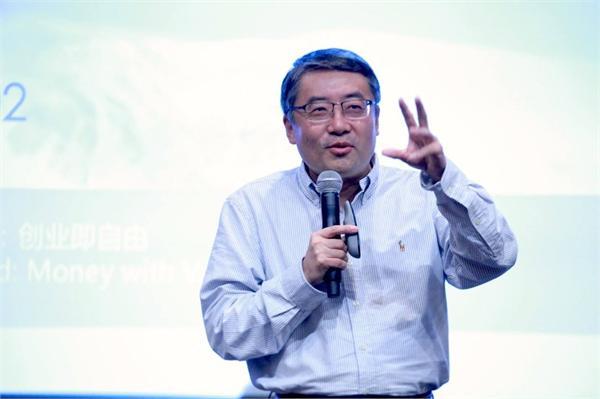真格基金联合创始人王强2018年耶鲁演讲:敢于成功才能够成功