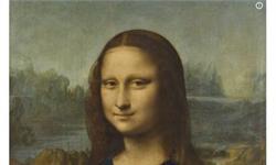 神换装!蒙娜丽莎穿上球衣 为庆祝法国世界杯夺冠卢浮宫也是很皮了