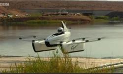 """谷歌创始人投资的Kitty Hawk飞行汽车试飞惊艳 还未雨绸缪地开""""驾校"""""""