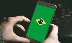 2018年Q1巴西智能手机市场同比增长2% 华为将打破五大品牌格局