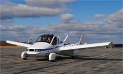 历时十余年!Terrafugia量产飞行汽车将于2019年上市 获吉利支持迎来突破