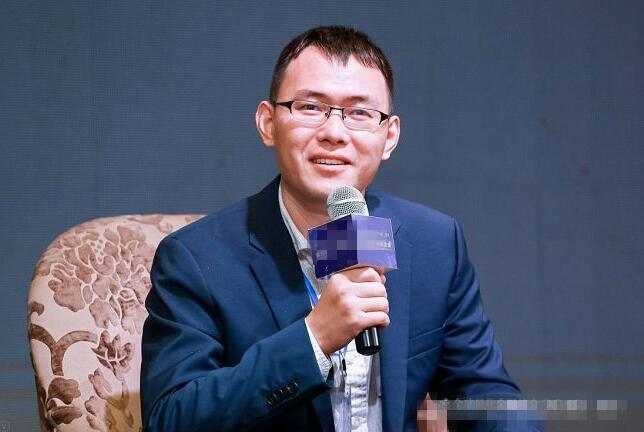 △桂征辉发表主题演讲