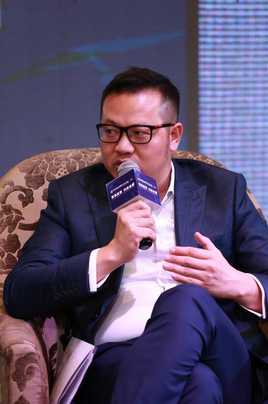 △量化云创始人、总裁吴超参与峰会论坛一并发表演讲