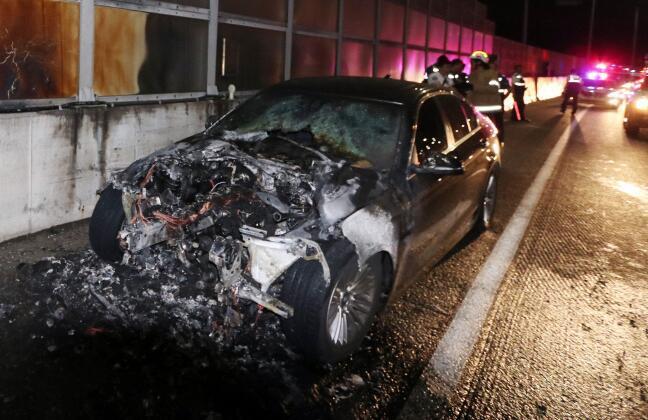 起火!宝马韩国召回逾10万辆汽车 涉事车型为去年销量最高进口车