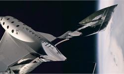 维珍银河飞船首次到达17万英尺新高度 离<em>太空</em>旅行仅剩几个月时间