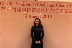 知名艺人吴飞儿应邀参加新加坡艺术节