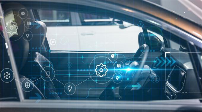 """车窗玩出新花样?福特智能车窗让盲人""""看到""""沿途风景"""