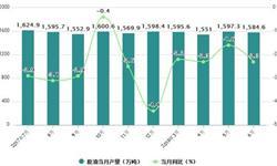 1-6月<em>原油</em>累计产量达9409.2万吨 累计下滑2%