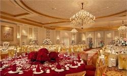 登记结婚人数不断下降 婚宴酒席市场下滑在所难免