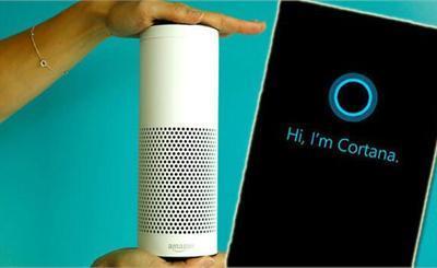 强强联手!亚马逊Alexa与微软Cortana完成整合