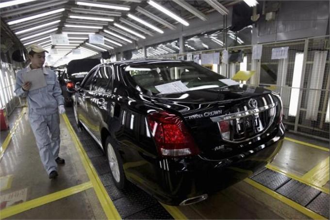 丰田天津厂将增产20% 要从美国车企嘴里抢肉吃