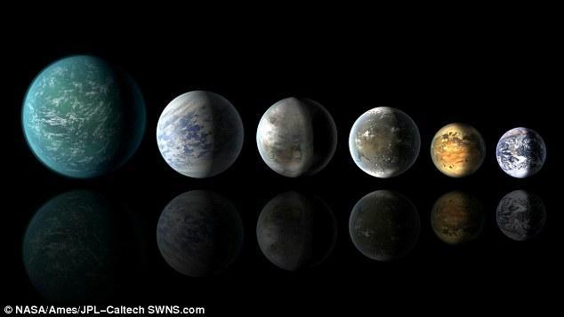 又一颗富含水的系外行星!表面大气层或以高温水蒸气为主