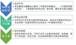 2018年中国<em>海洋生物医药</em>发展现状分析  市场扩大难掩技术短板