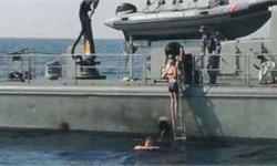 奇迹生还!英女子坠海后获救 幸亏遗落的护照和手提包被发现